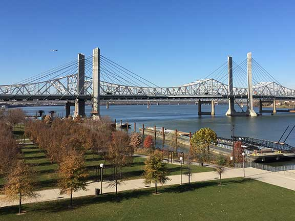Louisville Southern Indiana Ohio River Bridges