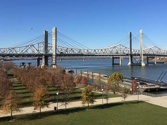 Louisville Southern Indiana Ohio River Bridges
