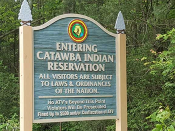 Catawba Indian Reservation