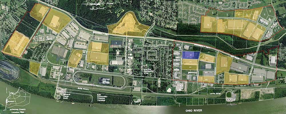 Riverport South Industrial Park Qk4 Inc