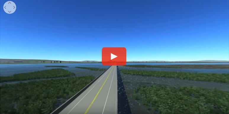 Virtual Reality Bridge Design