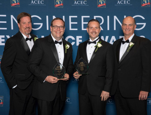 Qk4 has been awarded the ACEC Engineering Excellence Award