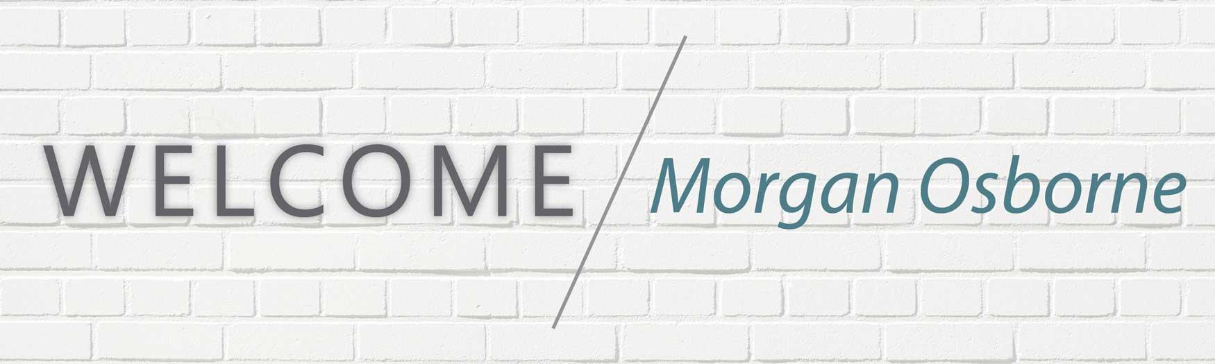 Qk4 Welcomes Morgan Osborne