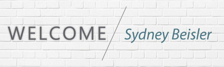 Qk4 Welcomes Sydney Beisler!