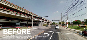 University of Louisville Utilities Before Relocation