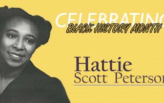 Celebrating Hattie Scott Peterson