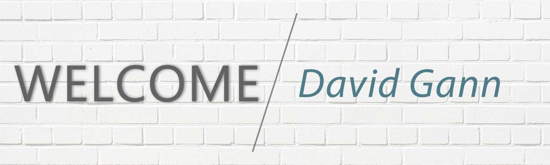 Qk4 Welcomes David Gann